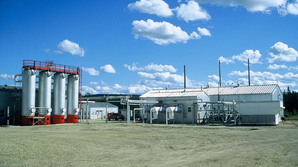 TAQA's Whitecourt Plant in Canada. (Photo courtesy: TAQA)