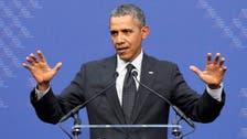 أوباما: العالم أكثر أماناً بتضامن أوروبا وواشنطن