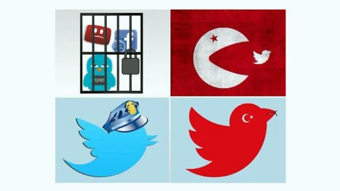 حجب وسائل التواصل الاجتماعي في تركيا