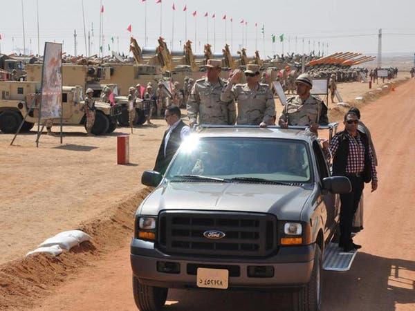 السيسي يعلن عن تشكيل قوة لمكافحة الإرهاب من الجيش
