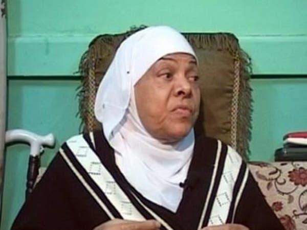 الأبلة عزيزة: السيسي كان تلميذاً متفوقاً.. وسينجح