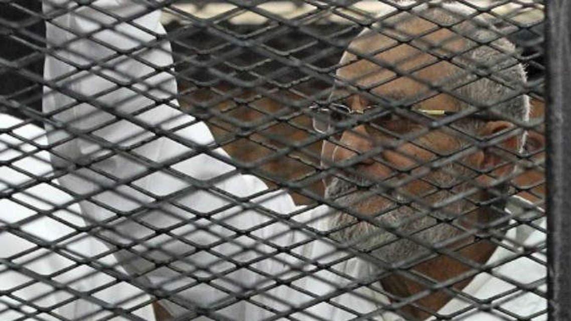المرشد العام لجماعة الإخوان المسلمين بمصر محمد بديع