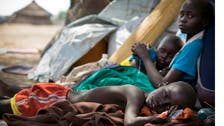 Children raped, castrated, thrown into fires in South Sudan