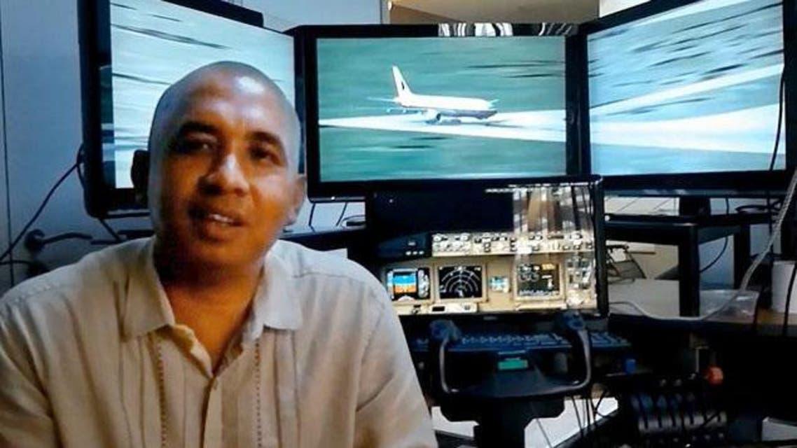 الطائرة الماليزية جهاز محاكاة قائد الطائرة