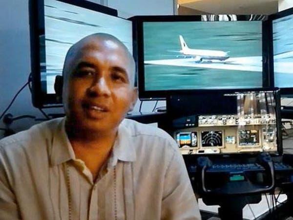 """مخاوف من كون طيار الماليزية قادها لـ""""آخر نزهة"""""""