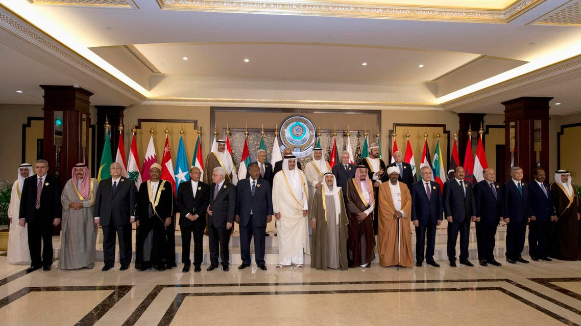 arab league reuters