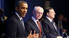 Obama highlights need for U.S.-EU energy cooperation