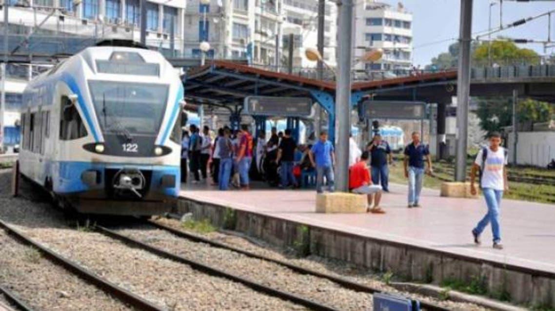 مترو الجزائر