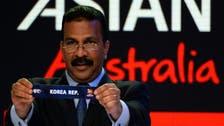Asian Football Confederation suspend general secretary Alex Soosay