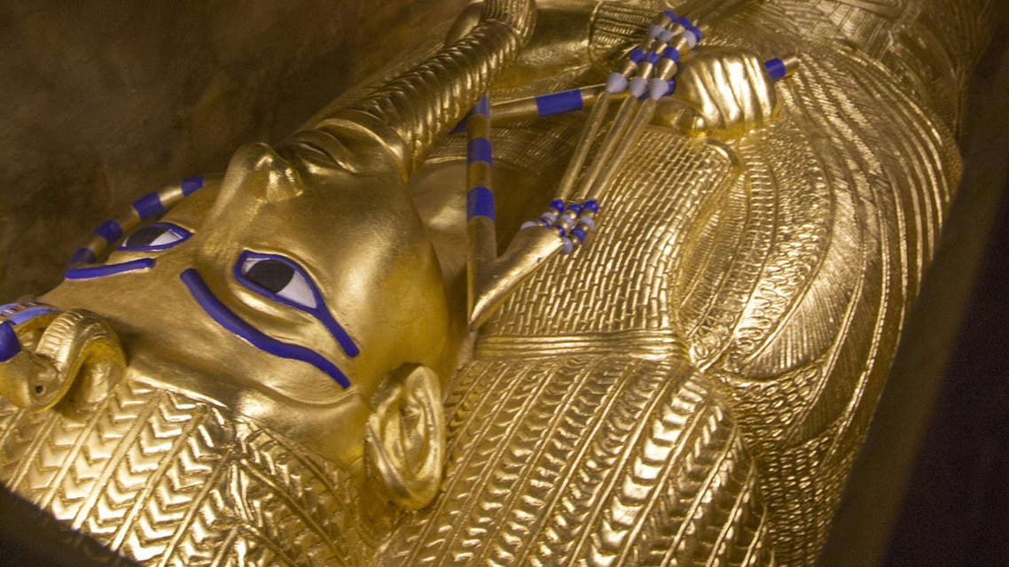 Egyptian relics on show in Mexico