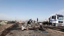 At least 12 killed in Baghdad bombings