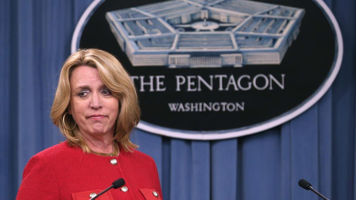 مسؤولة القوات الجوية في وزارة الدفاع الأميركية ديبورا لي جيمس