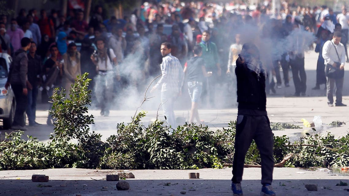 egypt protests reuters