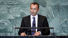 U.N. warns of militant links between Iraq, Syria