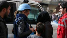 Rights group slams Syria's failure to allow aid access