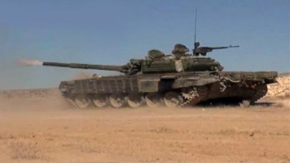 قوات الجيش السوري نظام الأسد