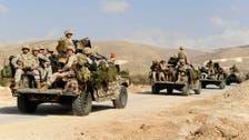 Syrian air raid kills four near Lebanese border town