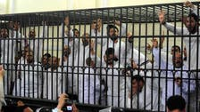 Egypt sentences two Mursi supporters to death