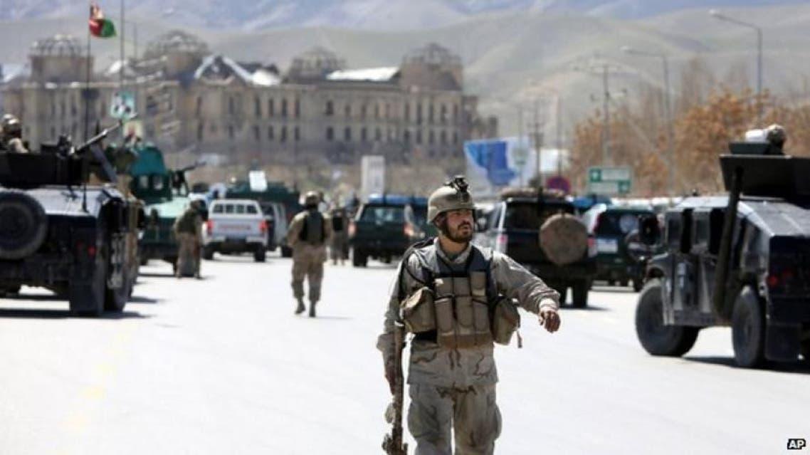 حمله به کمیسیون انتخابات کابل