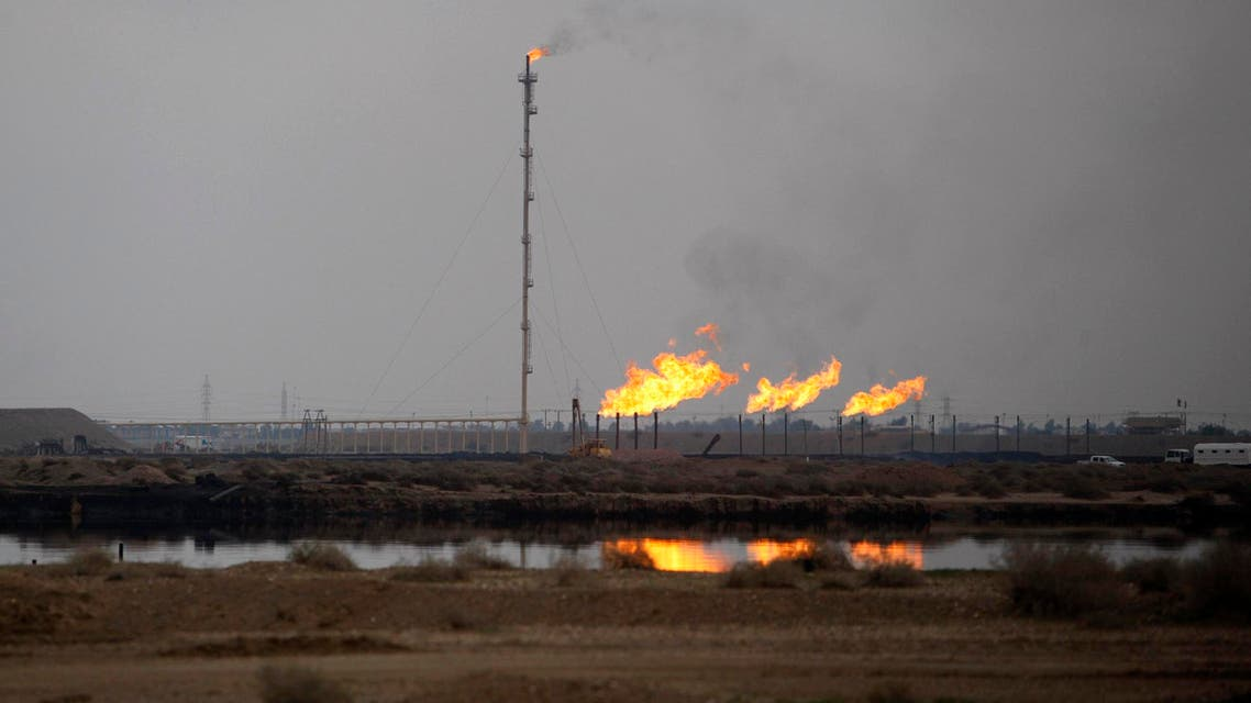 oil iraq reuters
