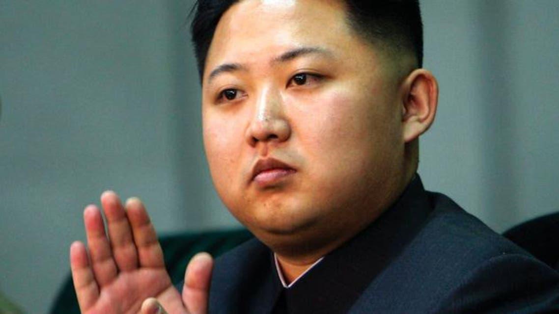 رئيس كوريا الشمالية كيم يونغ أون
