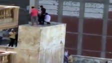 اسکندریہ میں دو اخوانی کارکنوں کو سزائے موت