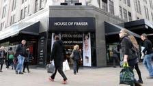 House of Fraser to shut half its stores in Britain, Ireland