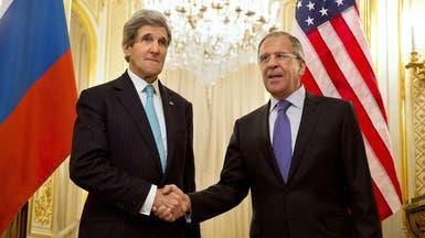 مكالمة بين لافروف وكيري لدعم الفيدرالية في أوكرانيا