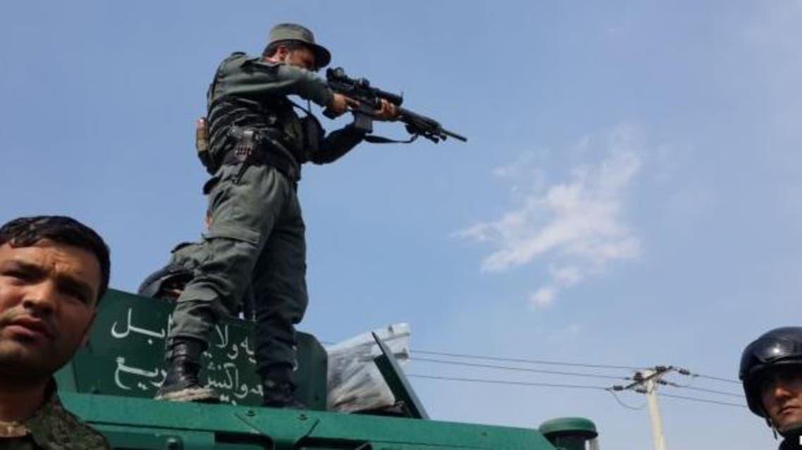 حمله به دفتر کمیسیون انتخابات