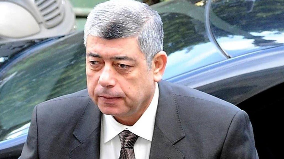 وزير داخلية مصر اللواء محمد إبراهيم