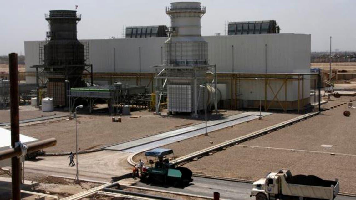 محطة كهرباء العراق