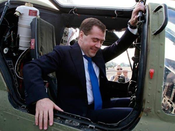 بعد انضمامها لروسيا.. مدفيديف يزور القرم لأول مرة