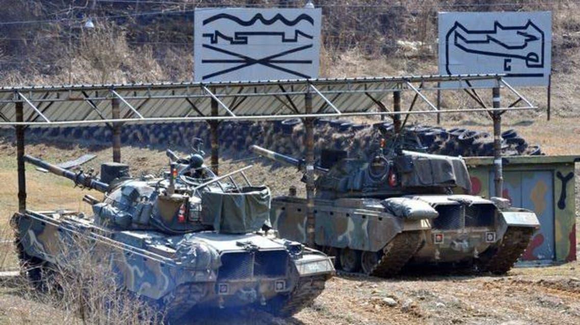 تبادل إطلاق نار بين الكوريتين عبر الحدود البحرية