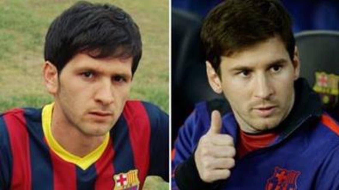 Karin and Messi