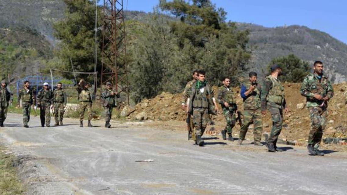 Latakia (AFP)