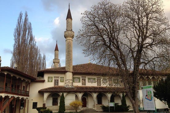 مقر متحف تتار القرم