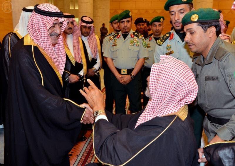 مبايعة الأمير مقرن