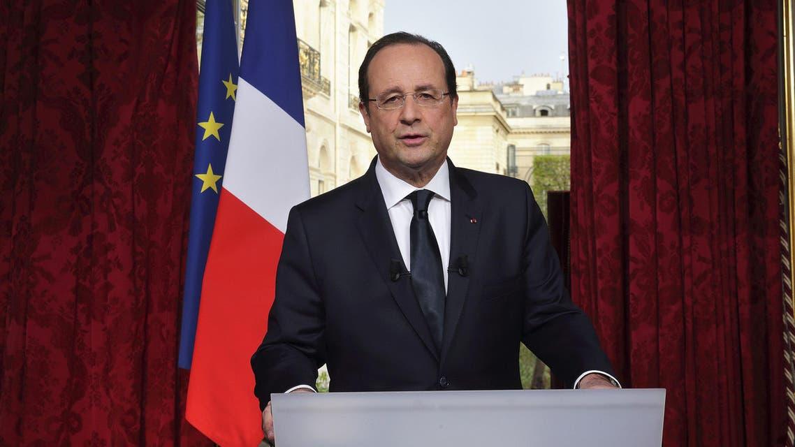 Hollande (AFP)
