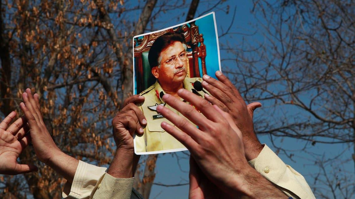 Musharraf  reuters