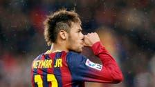 Neymar lighting up social media, not Barcelona