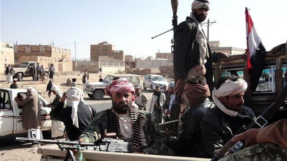 مقاتلين اليمن
