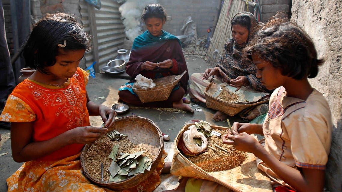 الفقر في الهند
