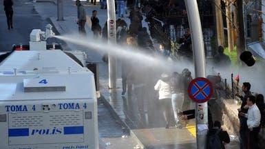 تركيا.. متظاهرون يتهمون أردوغان بسرقة الانتخابات