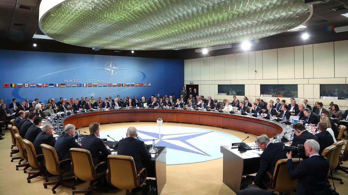 اجتماع حلف شمال الاطلسي