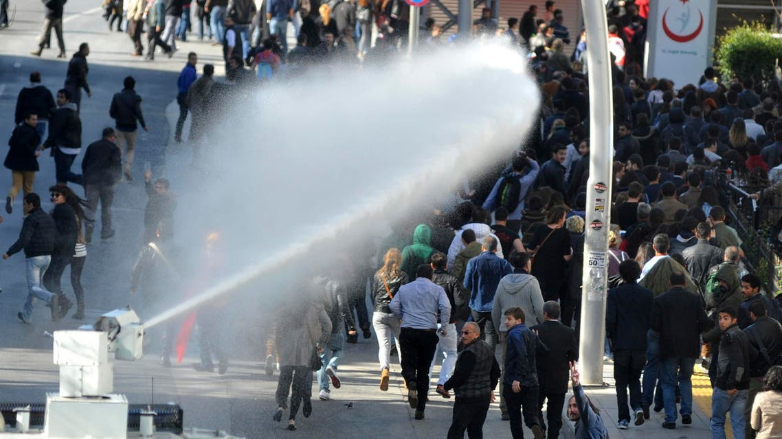 turkey protest reuters