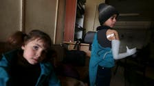 A life without limbs: Syrians adjust to new reality
