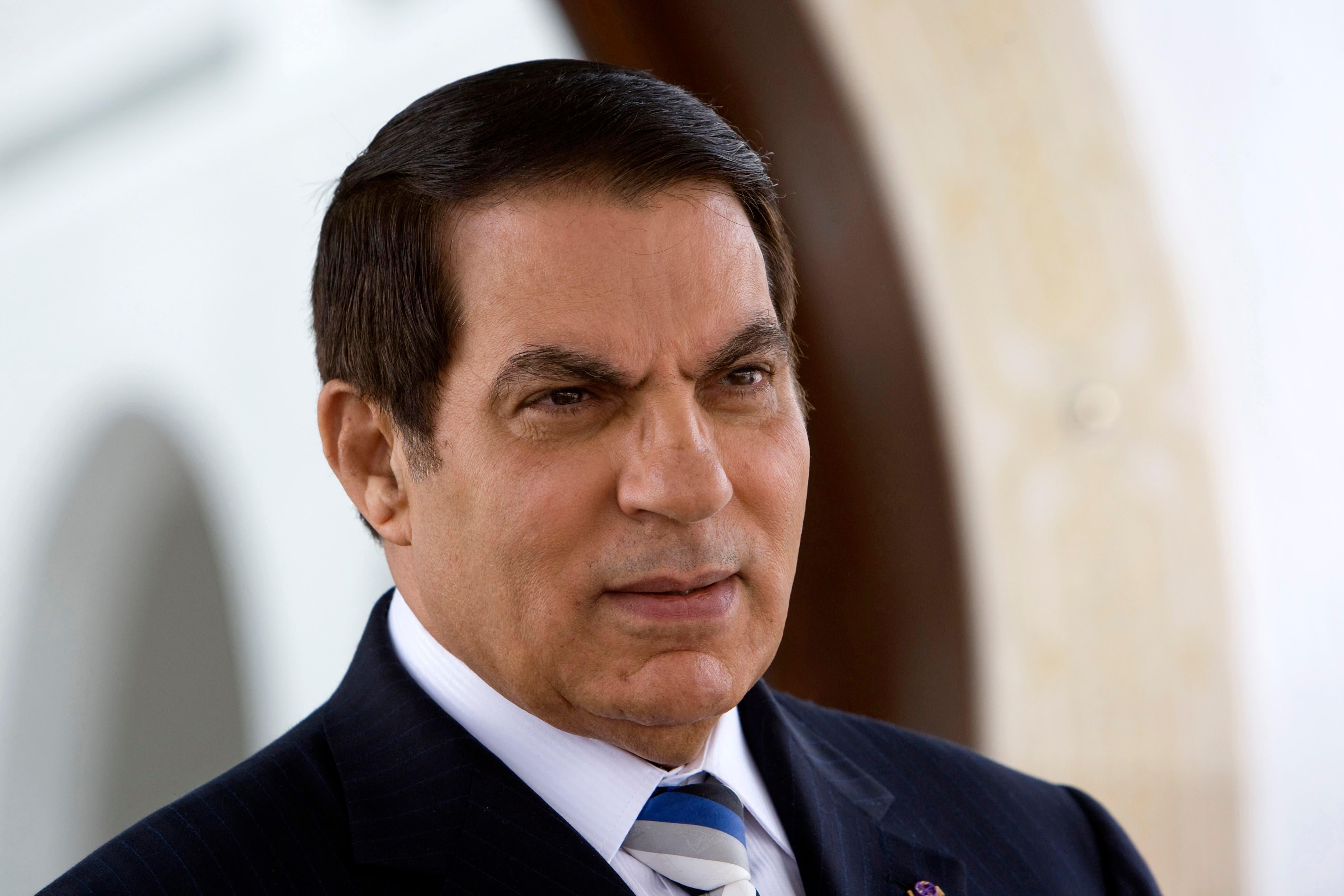 زين العابدين بن علي
