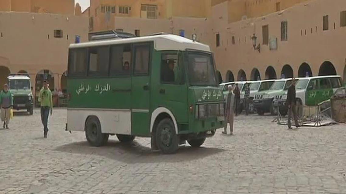 THUMBNAIL_ قوات الأمن تسيطر على الاضطرابات في غرداية