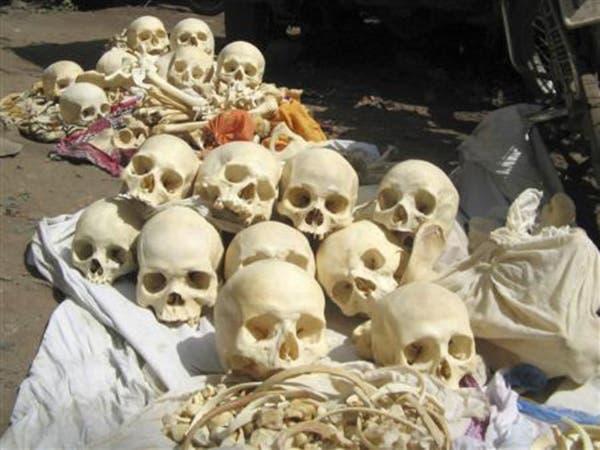 كتاب ينبش تجارة عظام الموتى في القرن 19 بالمغرب