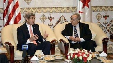مخاوف من تأثير زيارة كيري على الانتخابات في الجزائر